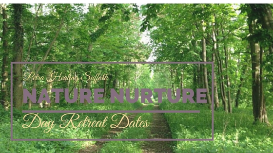 Petra Healing Day Retreat dates in Suffolk