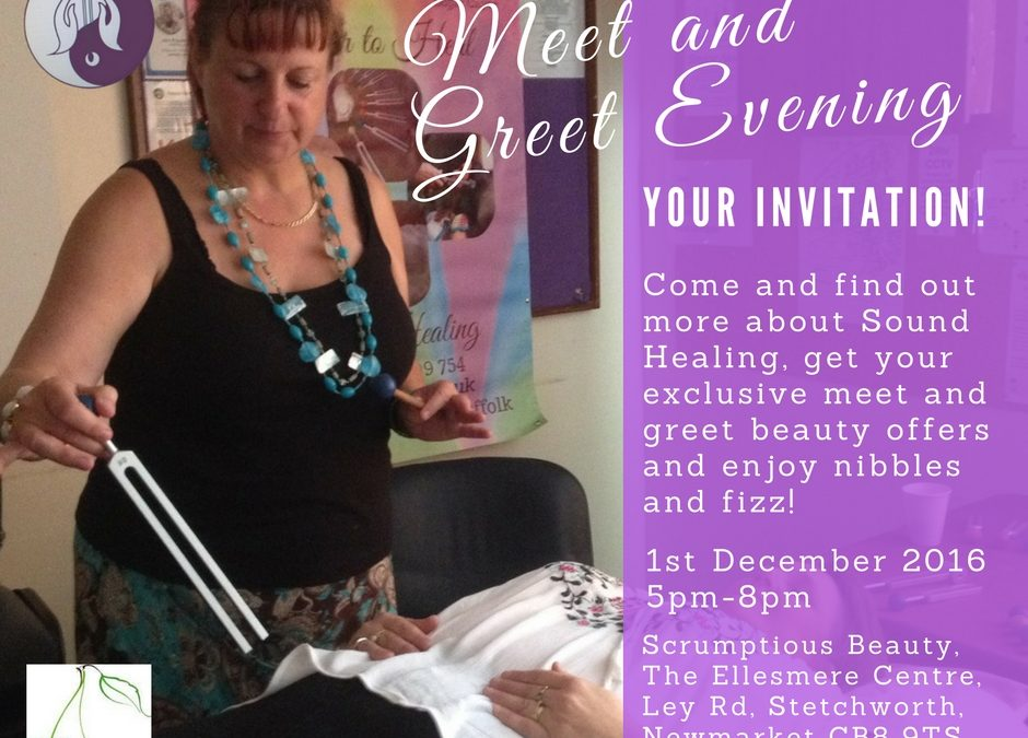 Meet and Greet at the Ellesmere Centre Stetchworth