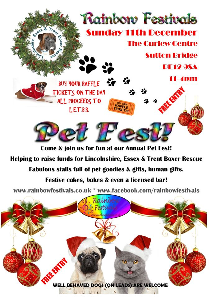 Pet Fest, Sutton Bridge, Spalding. 11th December 2016